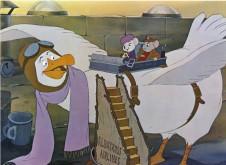 Orville dans Les Aventures de Bernard et Bianca