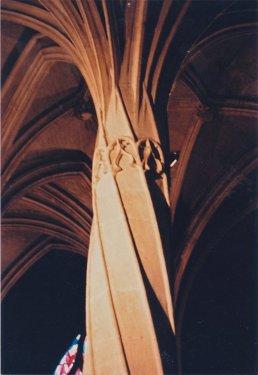 Chapelle Saint-Séverin (archives de Tom Morris)