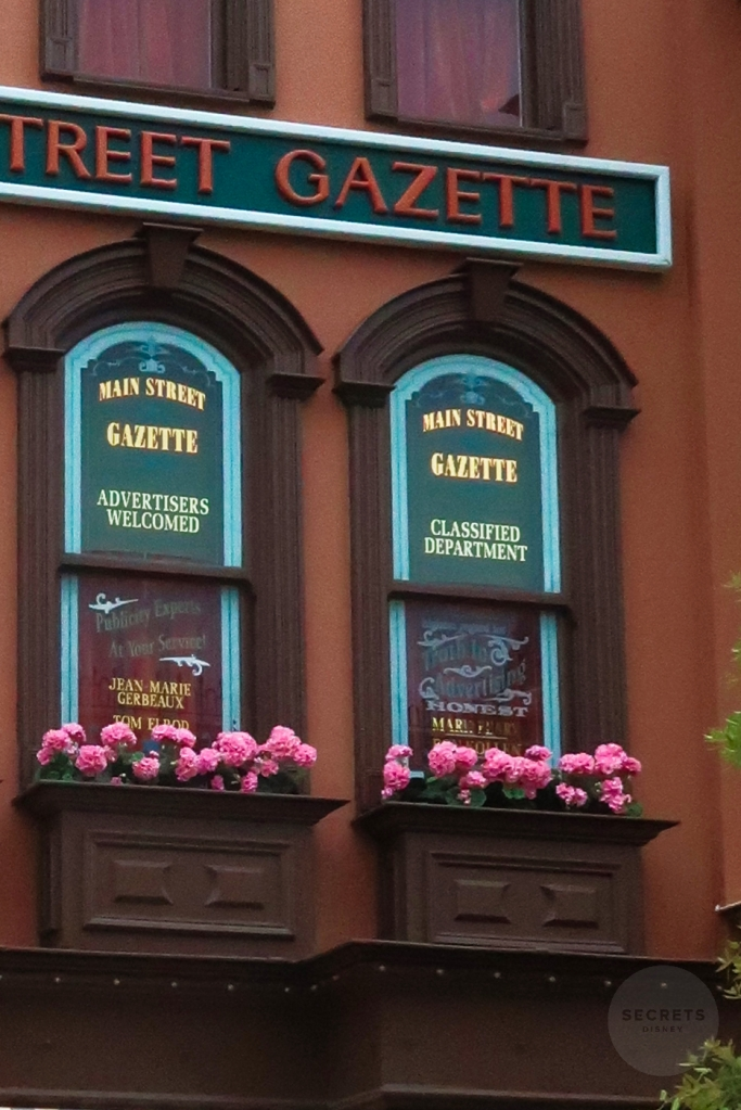 Main Street Gazette  Advertisers Welcomed Publicity Experts At Your Service!  Jean-Marie Gerbeaux Tom Elrod  Main Street Gazette Classified Department We Demonstrate the Highest Regard for Truth In Advertising Honest Mark Feary Ron Kollen